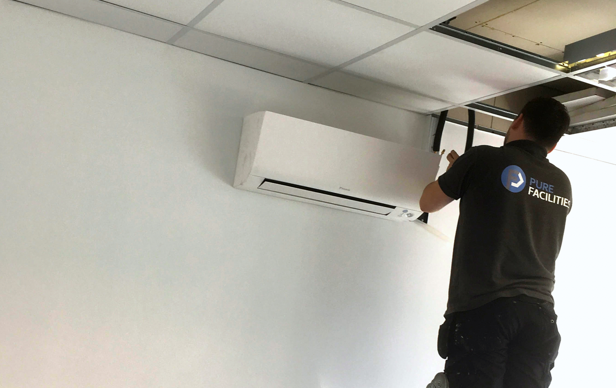 Air Conditioning from Pure Facilities
